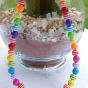 Rainbow Colored Necklace